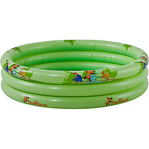 royalbeach Pool 100cm Planschbecken Kinder grün