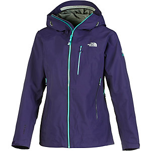 The North Face Zero Gully Hardshelljacke Damen lila
