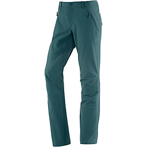 The North Face Trekker Winter Softshellhose Damen petrol