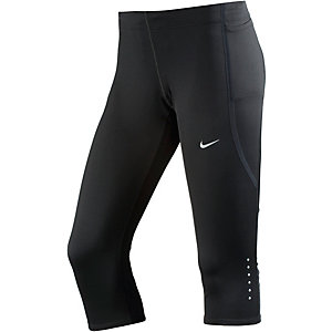 Nike Tech Lauftights Damen schwarz