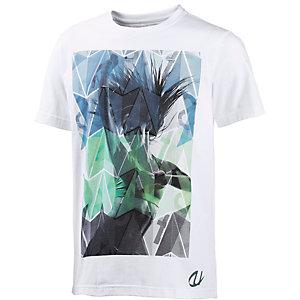 unifit Printshirt Herren weiß