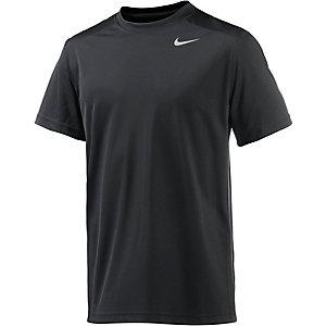 Nike Legacy SS Funktionsshirt Herren schwarz