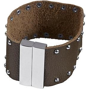 MINT Armband Damen braun