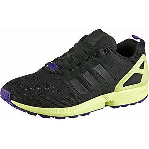 adidas ZX FLUX Sneaker Herren schwarz