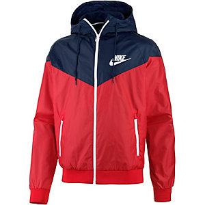 Nike Windrunner Windbreaker Herren rot/navy