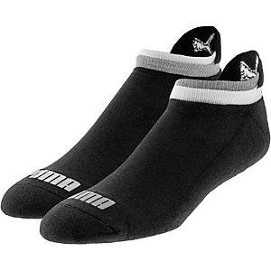 PUMA Jet Cat Socken Pack schwarz