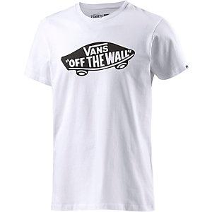 Vans OTW Printshirt Herren weiß/schwarz