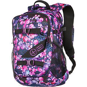 Chiemsee Daypack Mädchen lila/blau