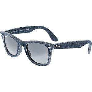 RAY-BAN Wayfarer Denim 0RB2140 116371 50 Sonnenbrille blau