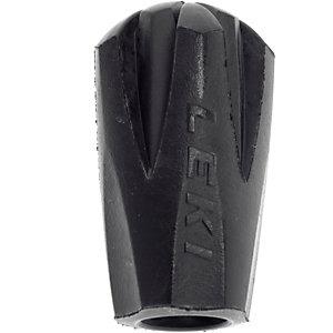 LEKI Gummipuffer Trekking Stockaufsatz schwarz