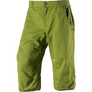 E9 3Quart Kletterhose Herren grün