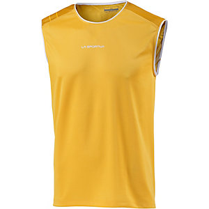 La Sportiva Peak Funktionstank Herren gelb
