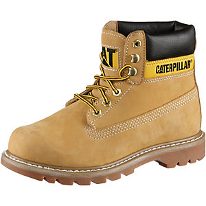 CATERPILLAR Colorado Schnürstiefel Damen hellbraun