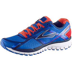 Brooks Ghost8 Laufschuhe Herren blau/orange