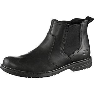 CATERPILLAR Nolan Chelsea Boots Herren schwarz
