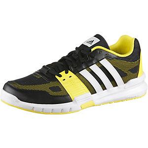 adidas Essential Star 2 Fitnessschuhe Herren schwarz/gelb