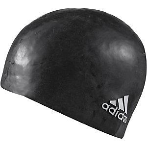 adidas CP Logo Badekappe schwarz