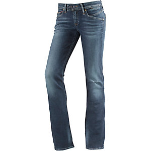 Tommy Hilfiger Vicky Straight Fit Jeans Damen blue denim