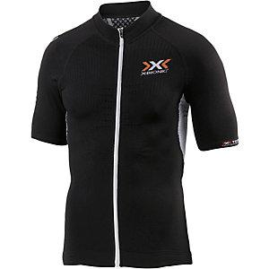 X-Bionic The Trick Biking Shirt Fahrradtrikot Herren schwarz