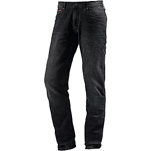 Tommy Hilfiger Scanton Straight Fit Jeans Herren black denim