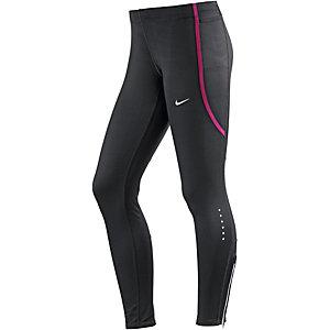 Nike Tech Lauftights Damen schwarz/pink