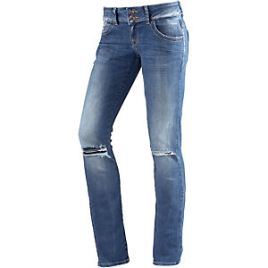 LTB Molly Skinny Fit Jeans Damen destroyed denim