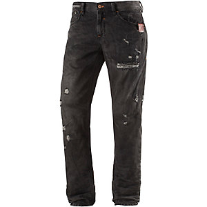 LTB Fabijan Slim Fit Jeans Herren black denim