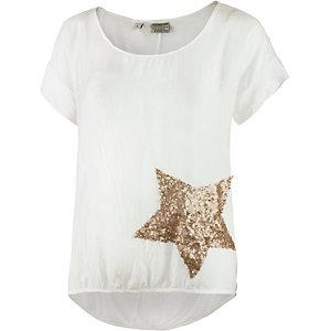 TIMEZONE T-Shirt Damen offwhite