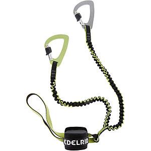 EDELRID Cable Ultralite Pro Klettersteigset grün/schwarz