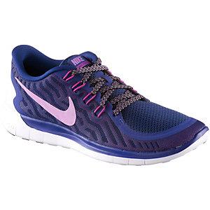 Nike Free 5.0 Damen Grau Lila