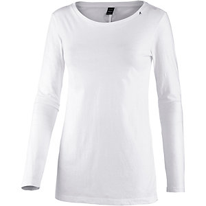 REPLAY Langarmshirt Damen weiß
