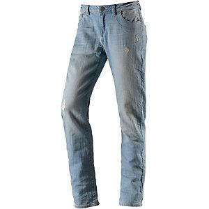 oliver boyfriend jeans damen light denim im online shop von. Black Bedroom Furniture Sets. Home Design Ideas