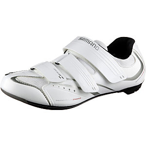 Shimano E-SHWR34 Fahrradschuhe Damen weiß