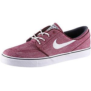 Nike ZOOM STEFAN JANOSKI CNVS Skaterschuhe rot