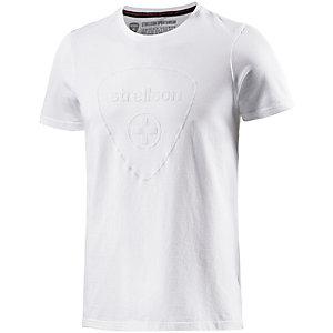 Strellson Sportswear T-Shirt Herren weiß