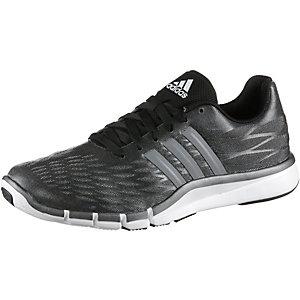 adidas a.t 360.2 Prima Fitnessschuhe Damen schwarz/grau