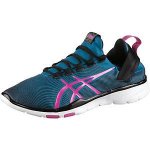 ASICS GEL-FIT SANA 2 Fitnessschuhe Damen blau/pink