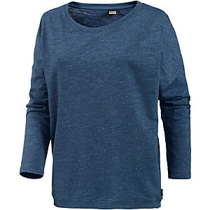 Cleptomanicx Henni Spots Sweatshirt Damen navy