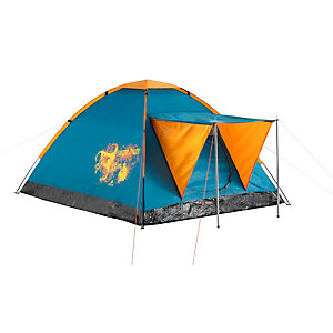 OCK Carpe Diem Campingset blau/gelb