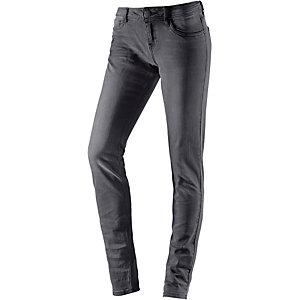S.OLIVER Sadie Skinny Fit Jeans Damen grey denim
