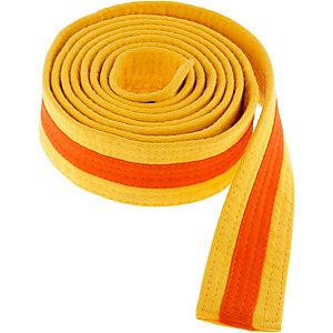 Pro Touch Budogürtel Budo-Gürtel gelb/orange