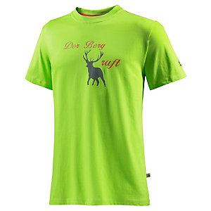 OCK T-Shirt Herren hellgrün