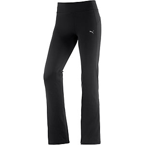 PUMA Essential Trainingshose Damen schwarz