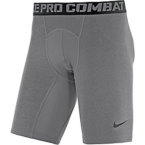 Nike Pro Dry Fit Compression Tights Herren graumelange