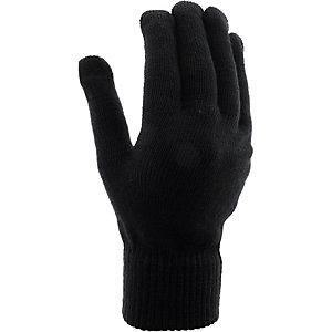 iGloves Fingerhandschuhe Herren schwarz