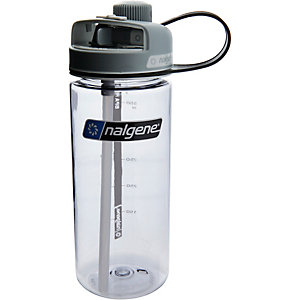 Nalgene Multi Drink Trinkflasche grau