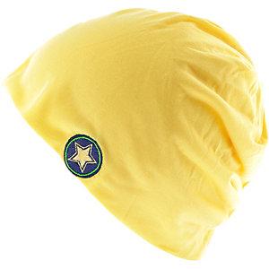 WLD Heat Stars Beanie gelb