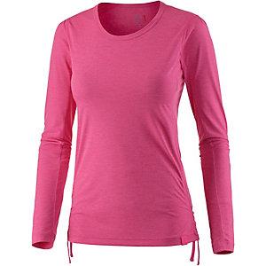 Haglöfs Ridge Funktionsshirt Damen rosa