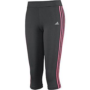 adidas Tights Mädchen schwarz/pink