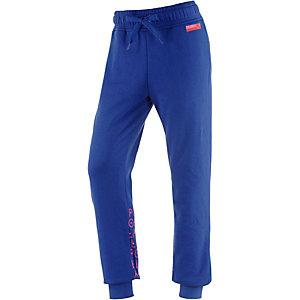 adidas Sweathose Damen blau